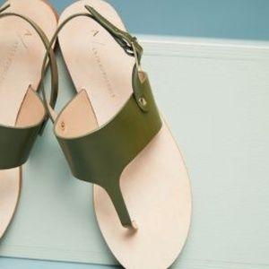 NWT Anthropologie Spring Fever Sandals Sz 10